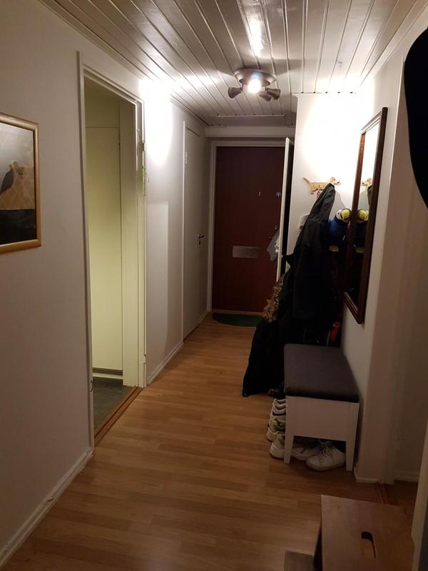 Byt till en lägenhet på Klippgatan 3